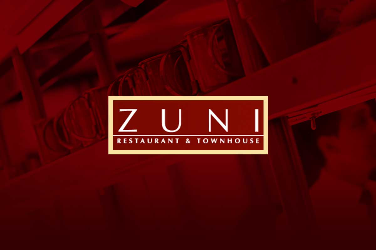 Zuni Restaurant Bar Boutique Hotel Townhouse Kilkenny City